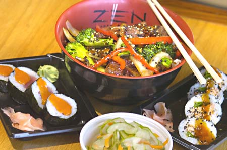Oshawa regime zen diet for body and soul healthfood for Asian cuisine oshawa