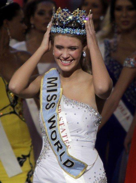 Miss World 2010 Alexandria Mills