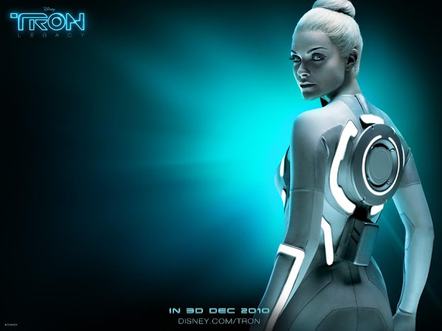 Beau Garrett in Tron: Legacy