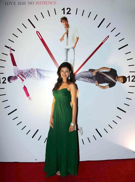 Sayali Bhagat in Impatient Vivek