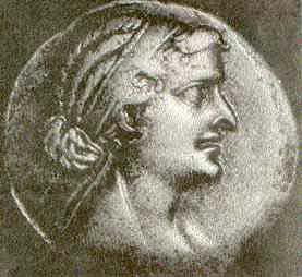 Cleópatra VII (Dinastia Ptolomaica Cleopatra2