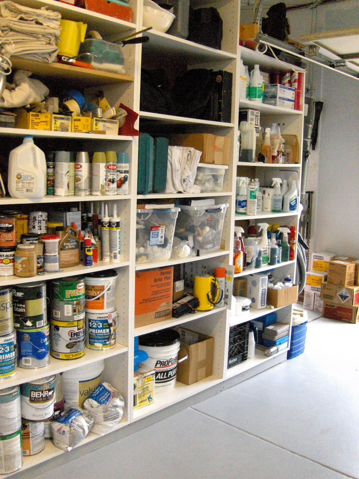diy design fanatic garage clean up