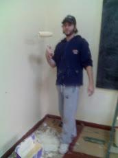 La JR pinto una escuela...