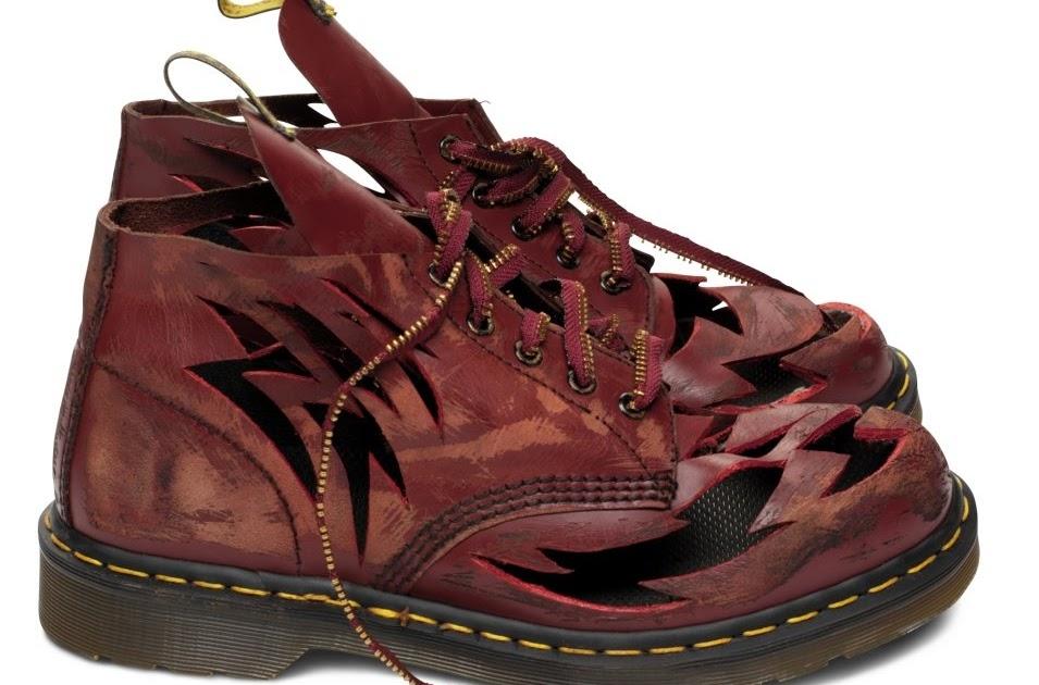 doc martens boots makeover trashion helsinki. Black Bedroom Furniture Sets. Home Design Ideas