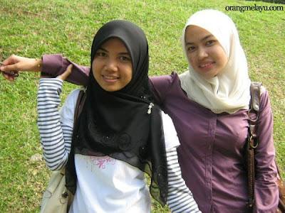 Melayu on New Tudung Malay Girl