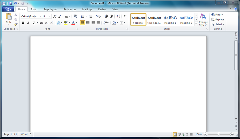 download free ms word 2010