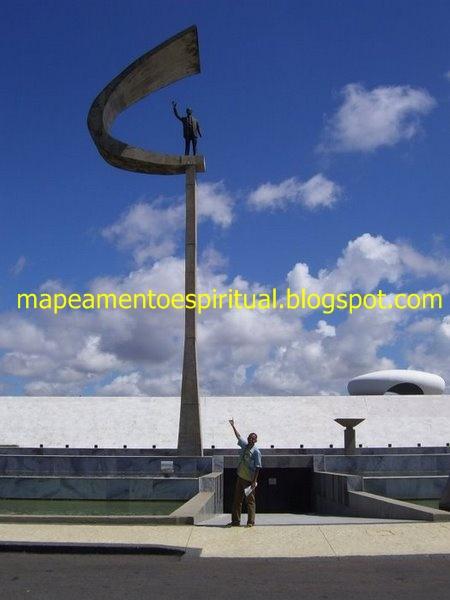 1 - Memorial Jk - Brasília Mapeamento Espiritual