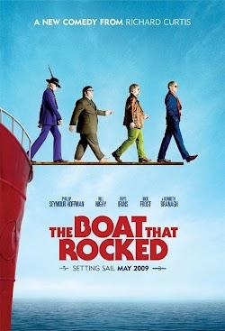 Chiếc Thuyền Âm Nhạc - The Boat That Rocked (2009) Poster