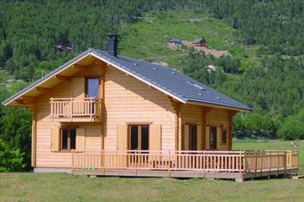 Vivir en una casa de madera venta casas venta de casas - Casas de madera para vivir ...