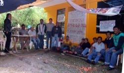 Toman maestros supervisión escolar de Totutla