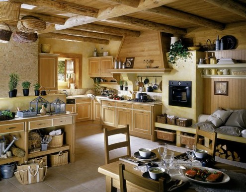 Kitchen Design Country Kitchen Design Ideas