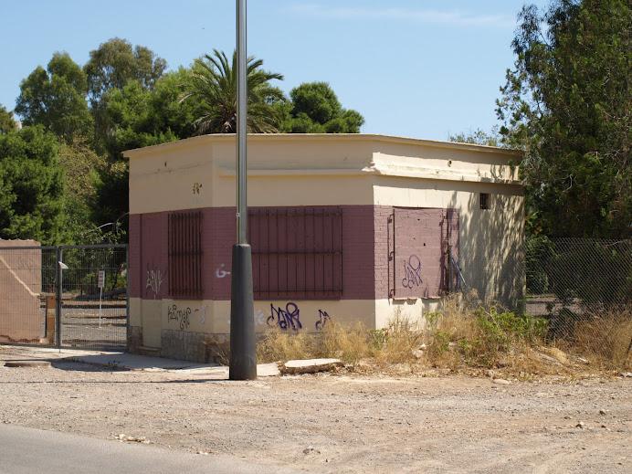 Estacioneta Puerto Sagunto