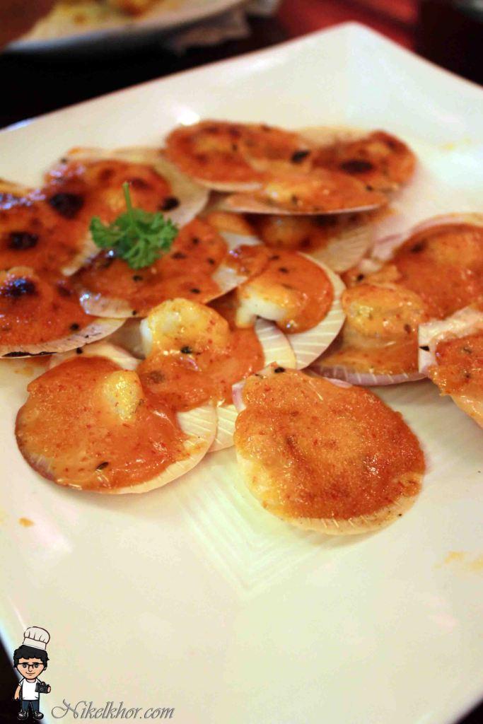 Tao japanese cuisine buffet juru autocity seberang for Cuisine kaki