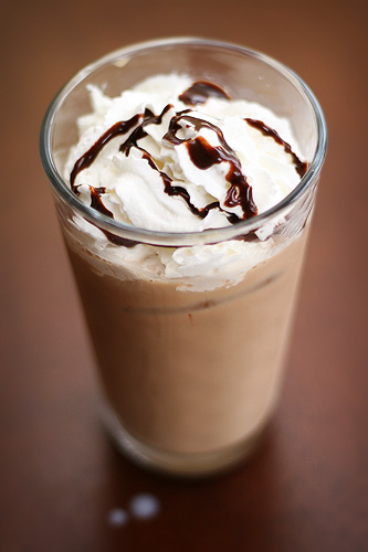 Iced mocha recipes