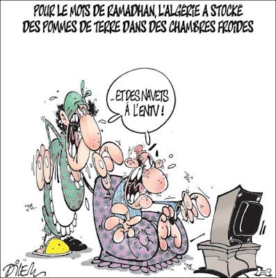 caricature pour le mois de ramadan - Page 2 Dilem+entv