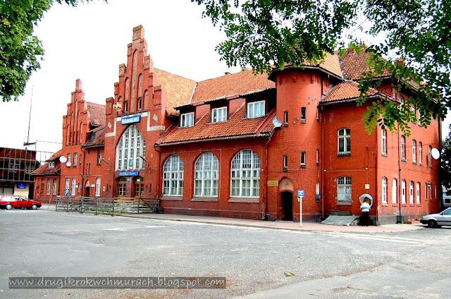 Stacja Braniewo