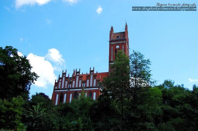 Kościół św. Piotra i Pawła w Pieniężnie