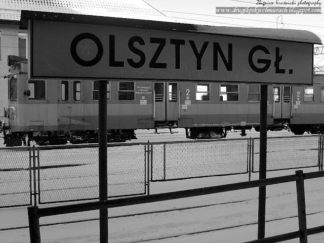 Dworzec - Olsztyn Główny