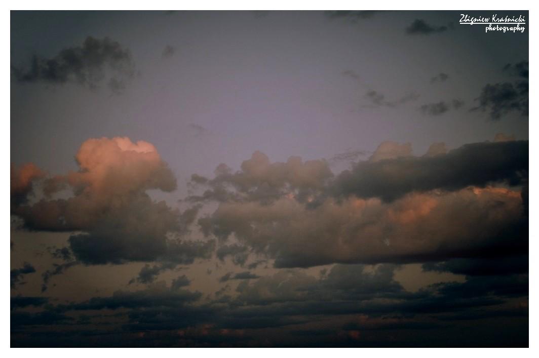 Grudniowe niebo