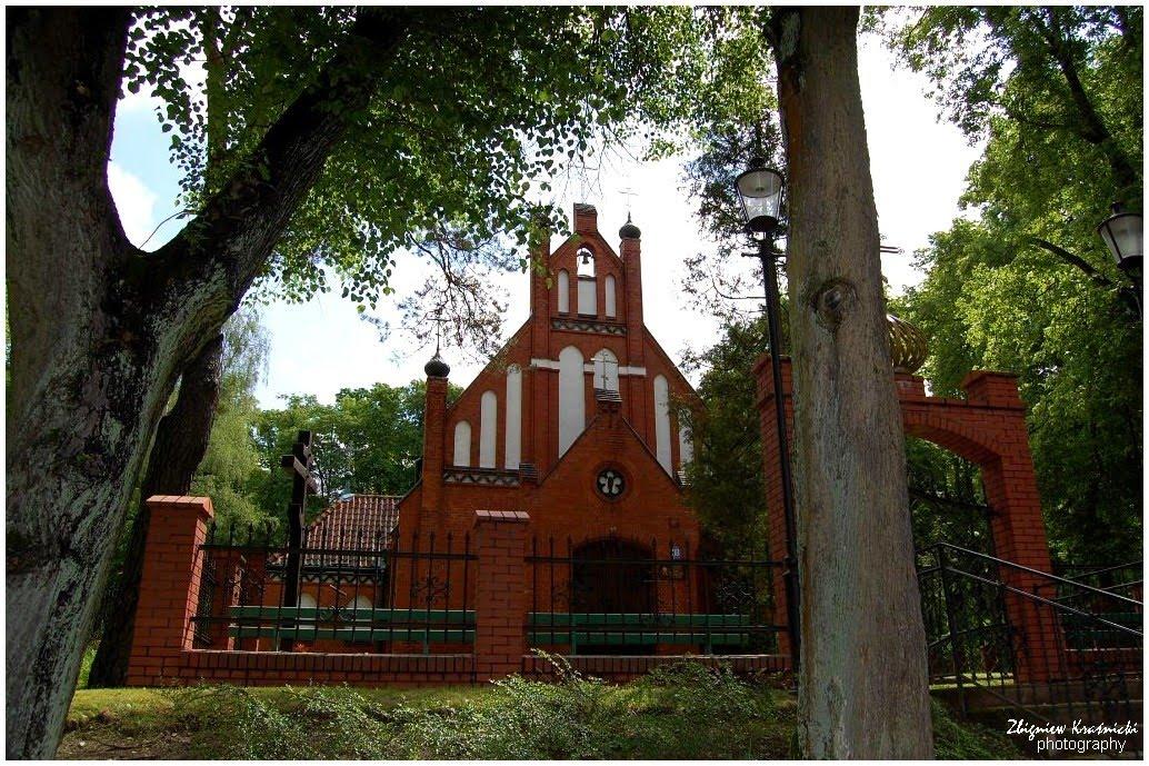 Olsztyn. Cerkiew p.w. Opieki Matki Bożej