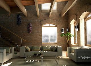 Dise os arquitectonicos 3d dise os interiores 3d for Diseno de interiores en 3d