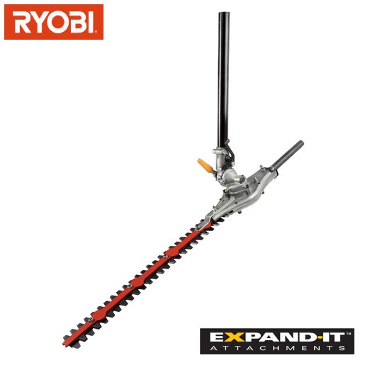 ryobi ahf04 articulated hedge trimmer expand it. Black Bedroom Furniture Sets. Home Design Ideas