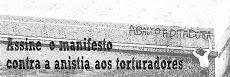 Contra a anistia aos torturadores
