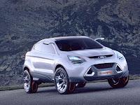 Ford Utilitário Esportivo Conceito SUV Plano Fundo De Tela Papel Parede