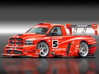 Camionete Dodge Esportivo Tuning Plano Fundo De Tela Papel Parede