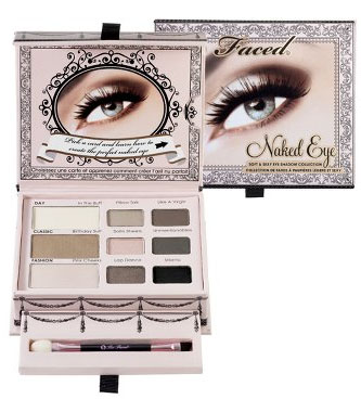 try this Naked Eye palette
