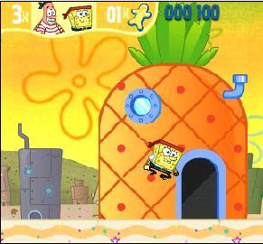 juegos bob esponja