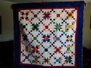 Stars Fell on Alabama Quilt