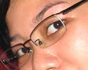 sepasang mata bola