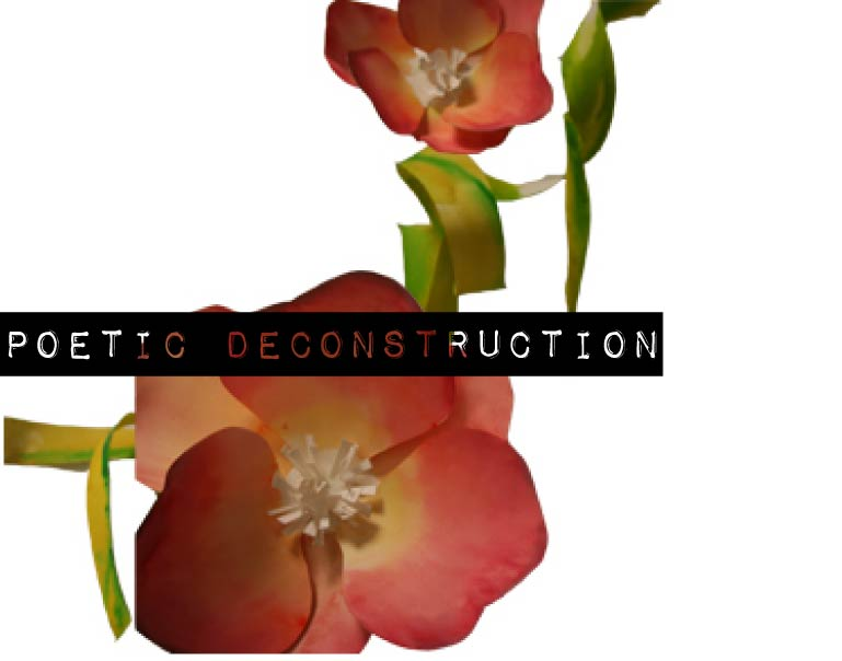 Poetic Deconstruction