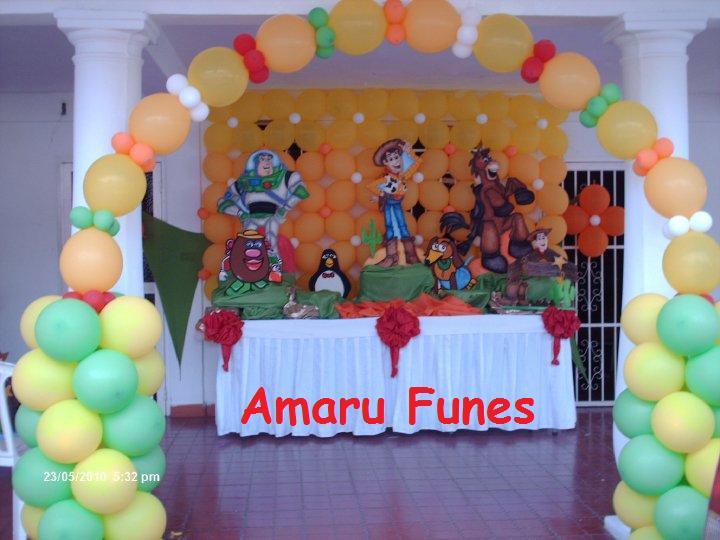 AMARU FUNES DECORACIONES: mayo 2010