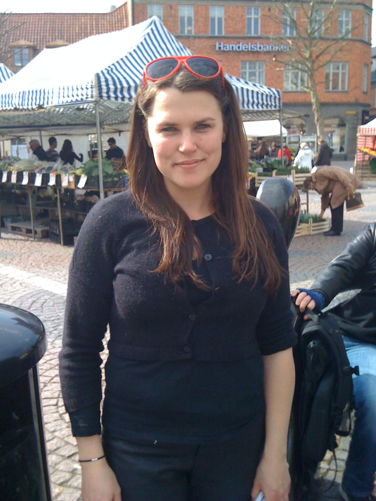 LovesMolly: Mia Skäringer..