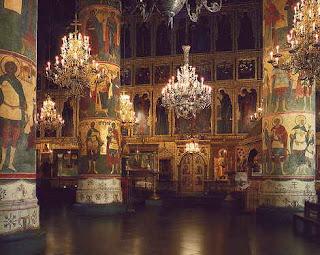 Kremlin Moscu Kermlin-interior