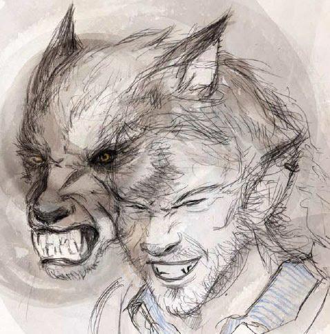 Easy werewolf