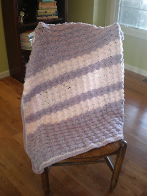 BOUCLE BABY BLANKET PATTERN Free Baby Patterns