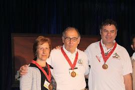 Medallistas de Bronce