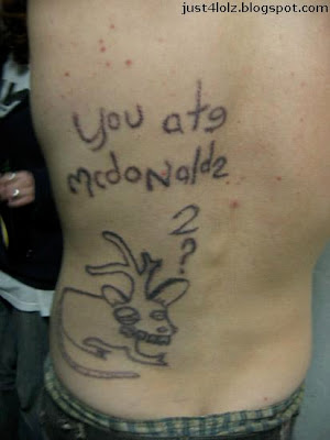 fail tattoo