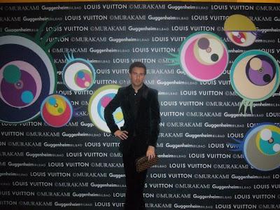 Fiesta Louis Vuitton en Bilbao