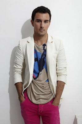 Victor Blanco en Comparte mi moda