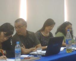 Reunion con Productores de Informacion de Sociedad Civil y MINSA