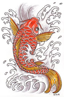 Japanese Tattoos With Image Japanese Koi Fish Tattoo Designs 1