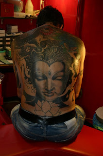 Buddha Tattoo Designs With Image Buddha Back Piece Tattoo Picture 8