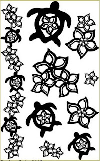Beautiful Polynesian Tattoos With Image Polynesian Tribal Tattoo Designs Gallery Picture 2
