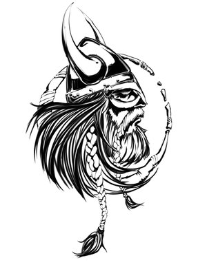 Viking Tattoo Design Picture 3