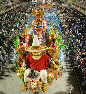 The Wonderful Brazilian Carnival