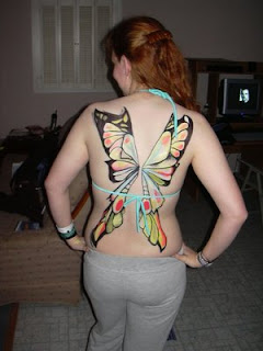 Butterfly Tattoos For Back Body Tattoo Designs With Image Back Body Butterfly Tattoos For Women Tattoo